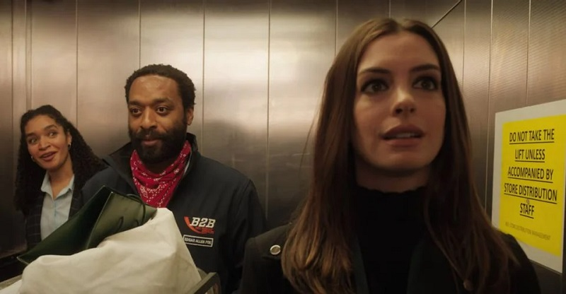 Anne Hathaway and Chiwetel Ejiofor plan a big heist during COVID in this trailer for Locked Down 2