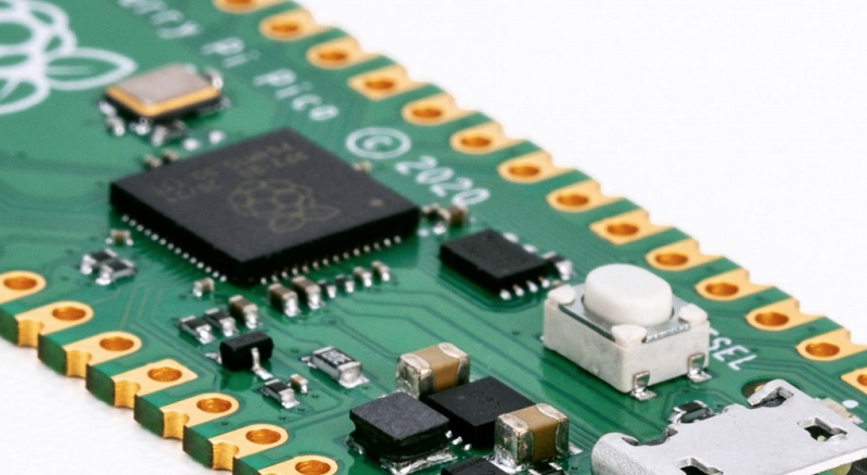 Raspberry Pi enters the budget microcontroller market with the Pico · 6 - Critical Hit