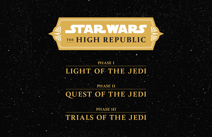 New trailer, details for The High Republic kicks off the new era of Star Wars storytelling 13