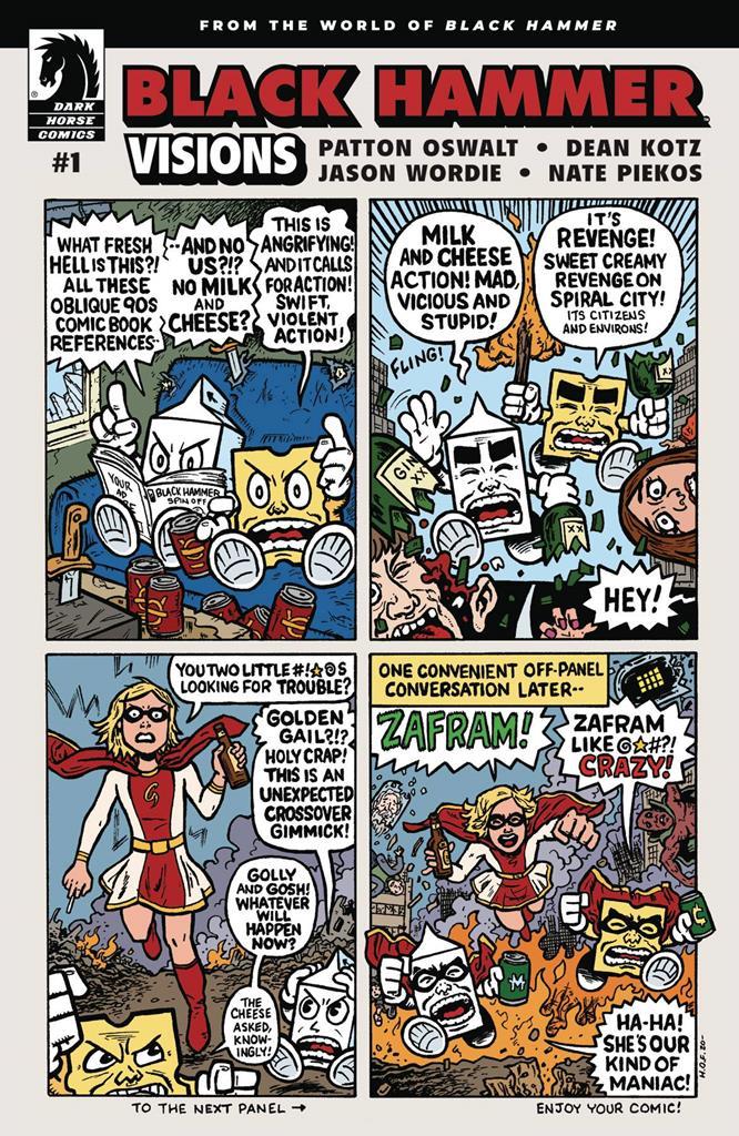 Best comic book covers of the week – February 08 2020 63
