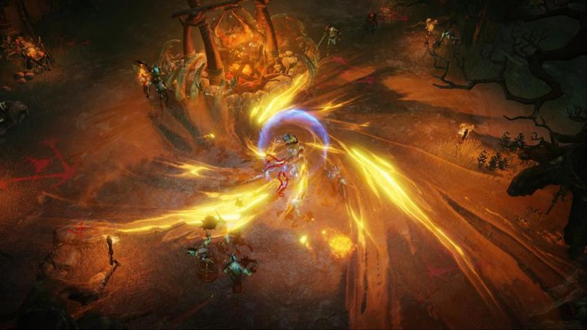 Diablo Immortal will still retain its core complexity even on a smaller screen 4