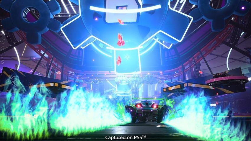Destruction AllStars Screen 2
