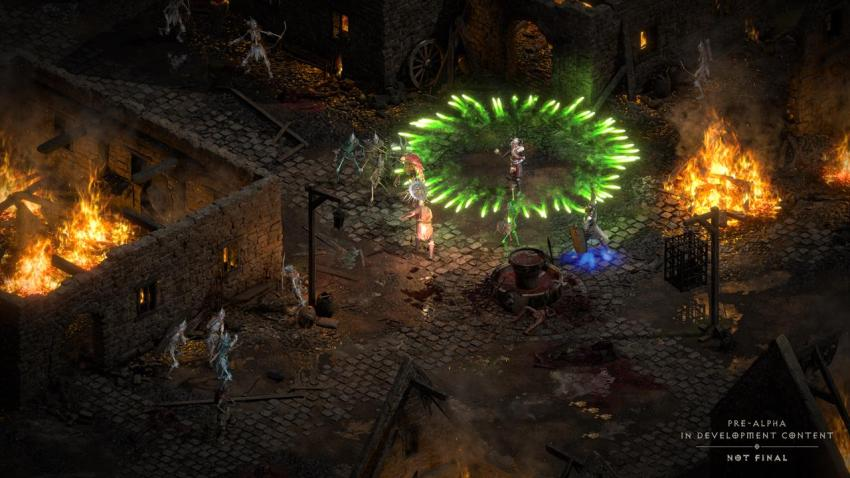Diablo 2 remaster officially coming to PC and console in 2021 22
