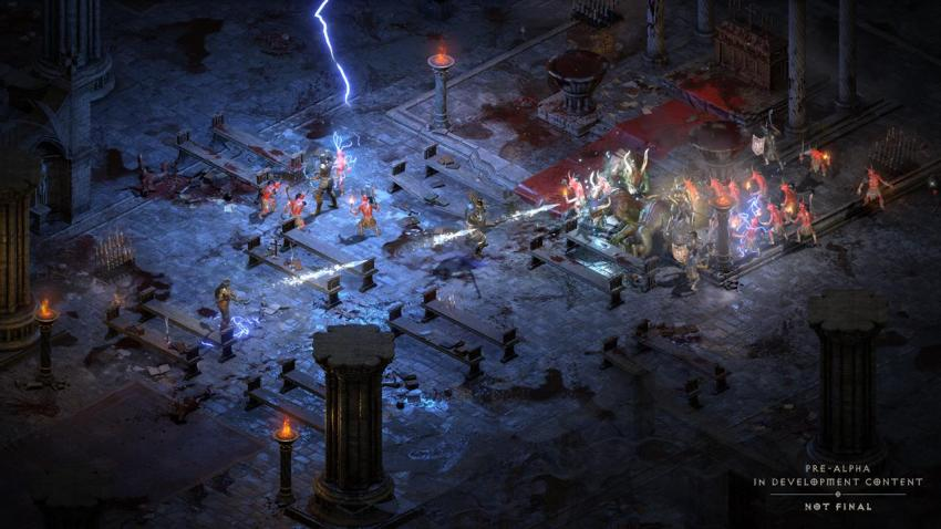 Diablo 2 remaster officially coming to PC and console in 2021 17