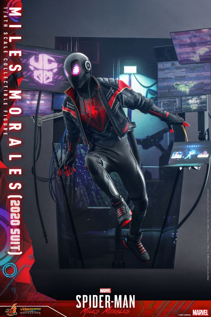 Hot Toys Daft Punk Spider-Man is packing webs and LEDs 29