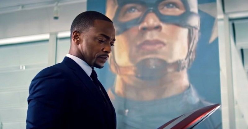 Falcon and the Winter Soldier quotes the first Avenger in its latest teaser 2