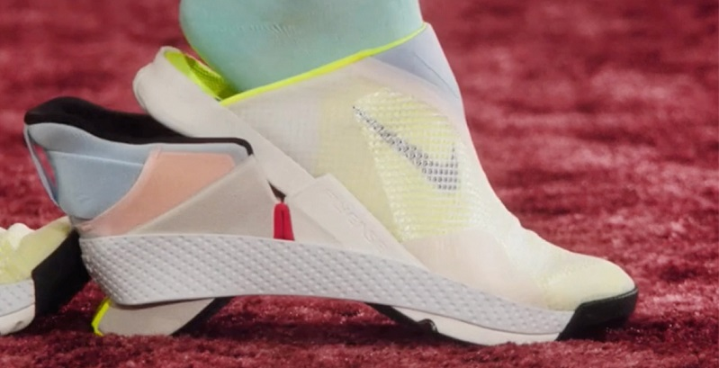 Nike reveals innovative hands-free Go FlyEase shoes 8