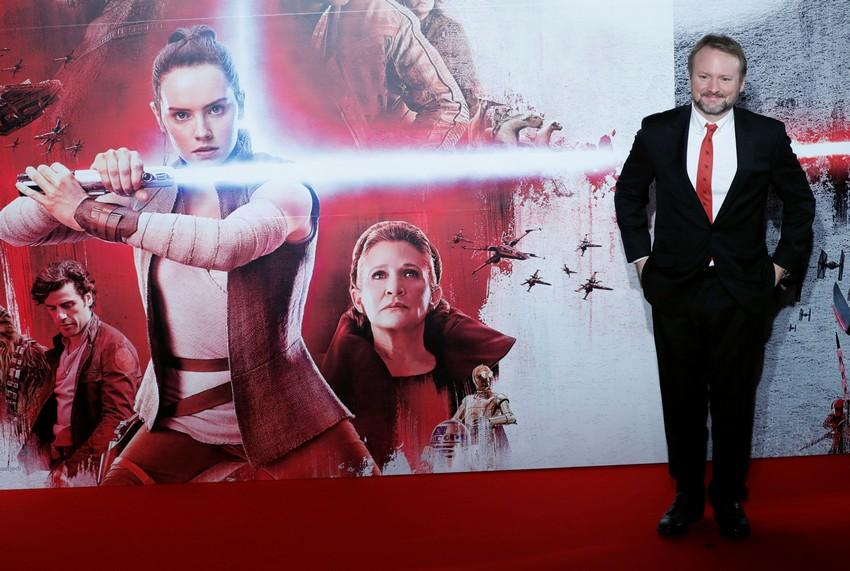 Rian Johnson's Star Wars trilogy is still happening 3
