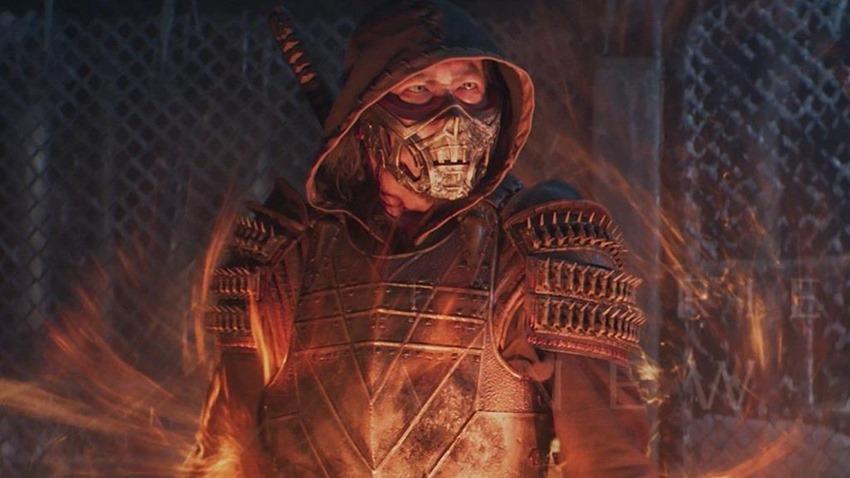 Mortal Kombat 2021 Scorpion