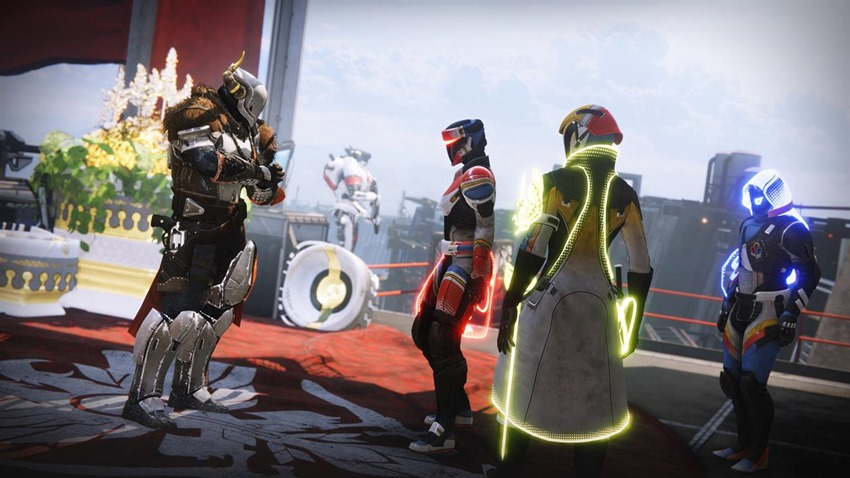 Destiny 2 players are using a Guardian Games exploit to farm infinite Legendary Shards - Critical Hit