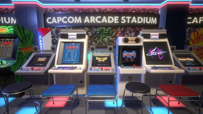 Capcom arcade stadium (3)