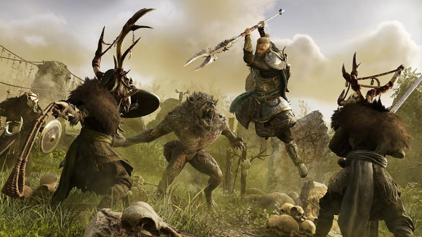 Wrath druids (4)