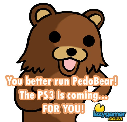 PedoBearPS3