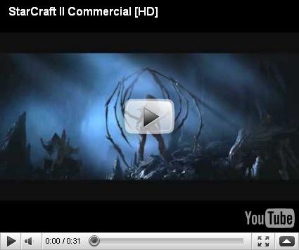 Starcraft 2 Trailer 2