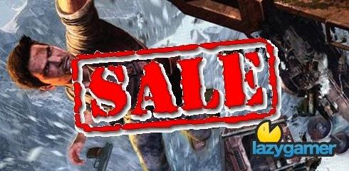 Uncharted2Sale