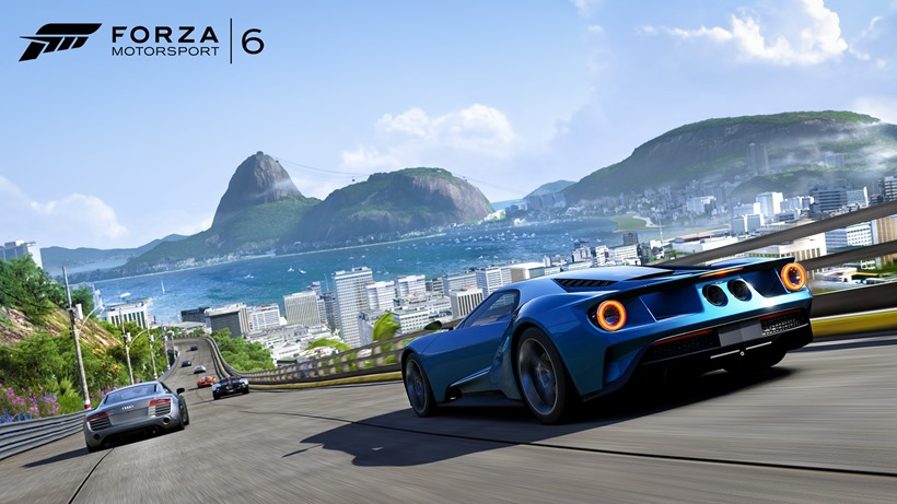 Forza 6 Reviewed - A vroom with a view 7