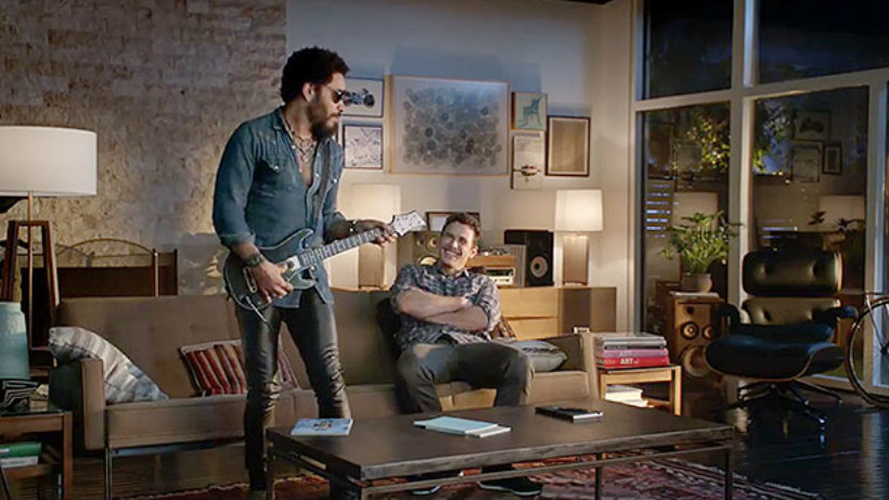 Lenny kravitz guitar hero