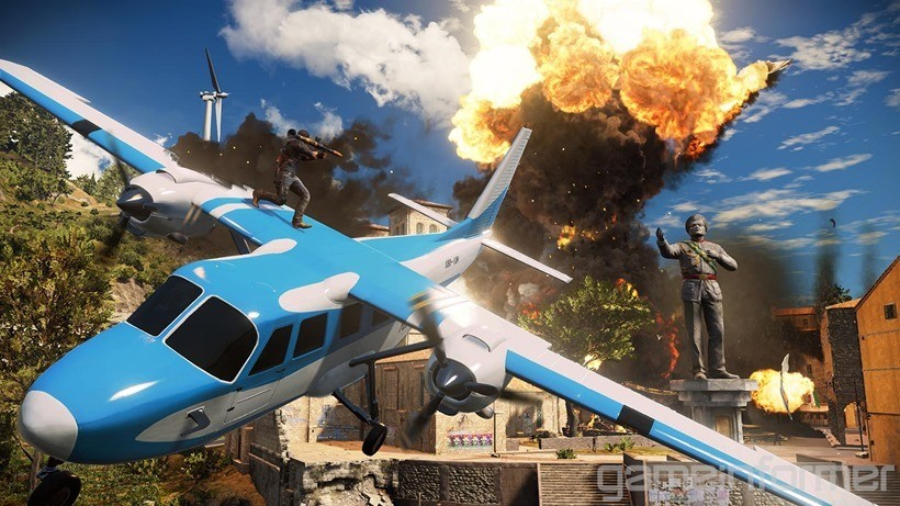 Just Cause 3 Review 3