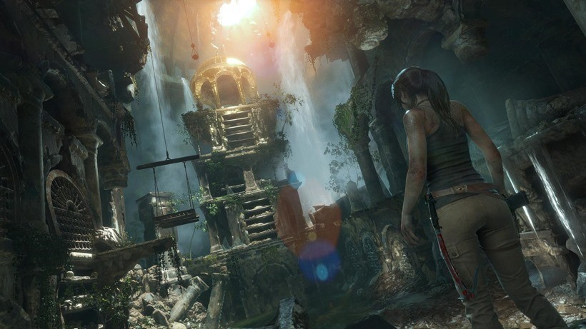 Rise of the Tomb Raider video preview