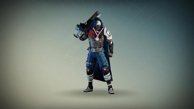 Destiny-silver
