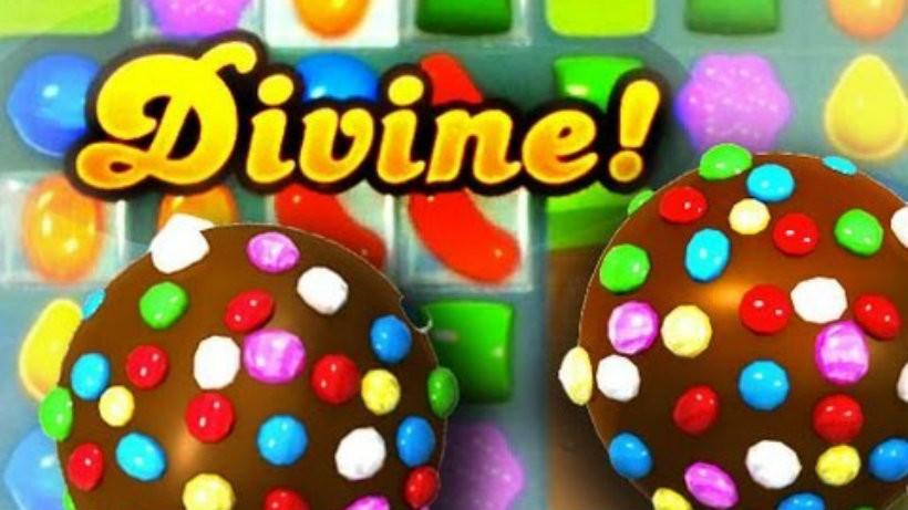 Divine candy crush