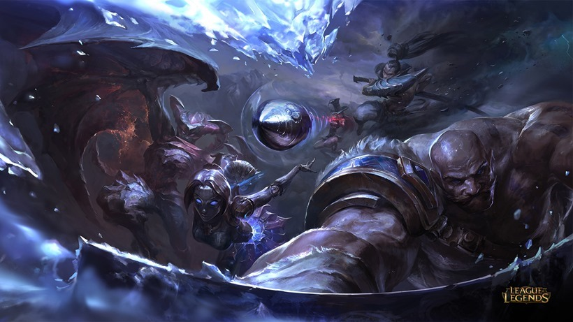 League of Legends Patch 6.2