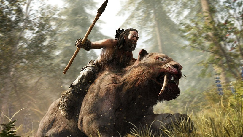 Far Cry Primal's wildlife is its greatest weapon