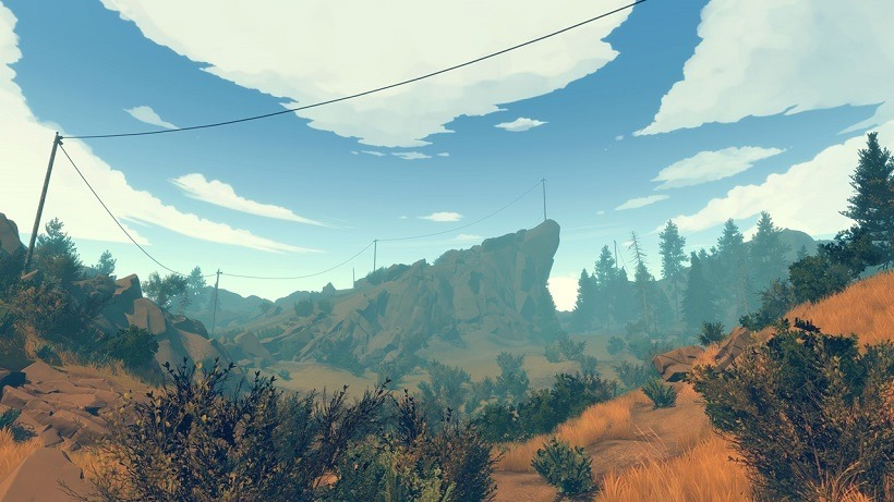 Firewatch Review Round Up 5