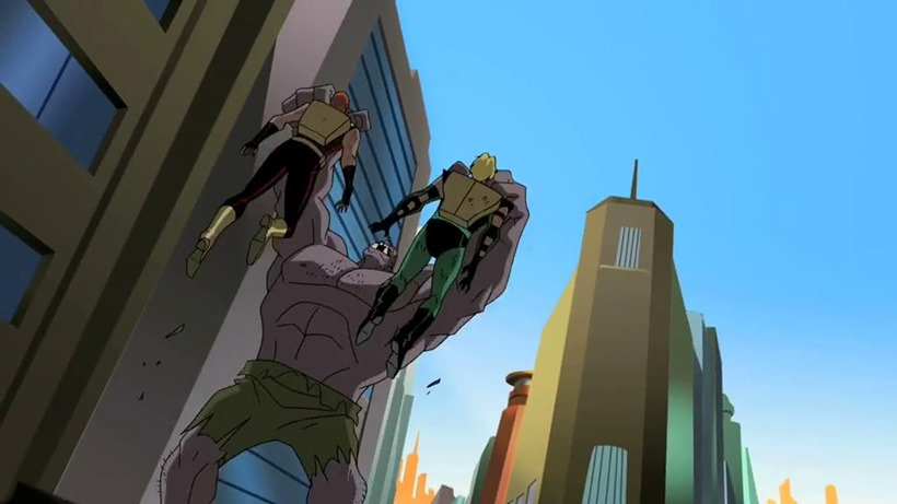 Justice League Unlimited (5)