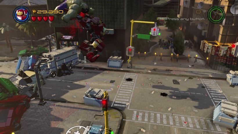 LEGO Marvel Avengers (11)