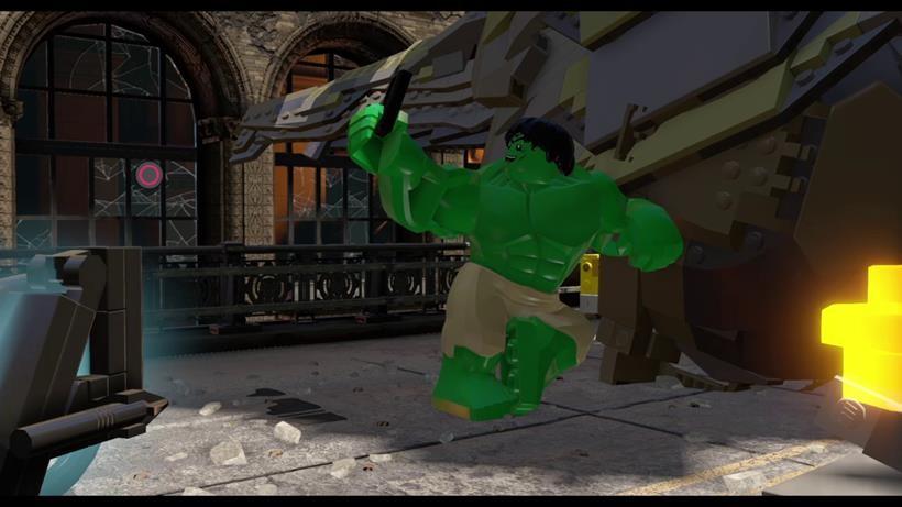 LEGO Marvel Avengers (8)