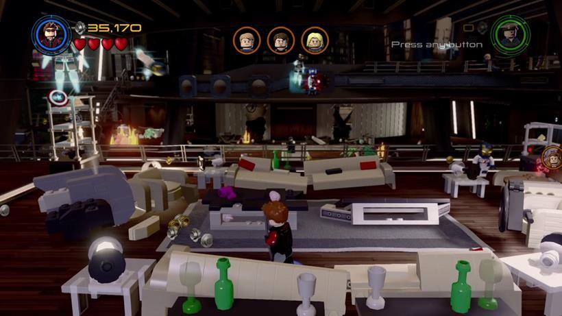 LEGO Marvel Avengers (9)