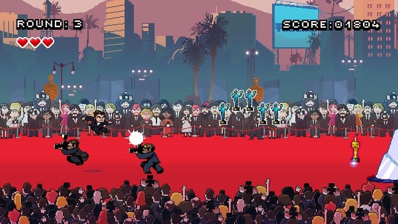Leo's Red Carpet Rampage gameplay