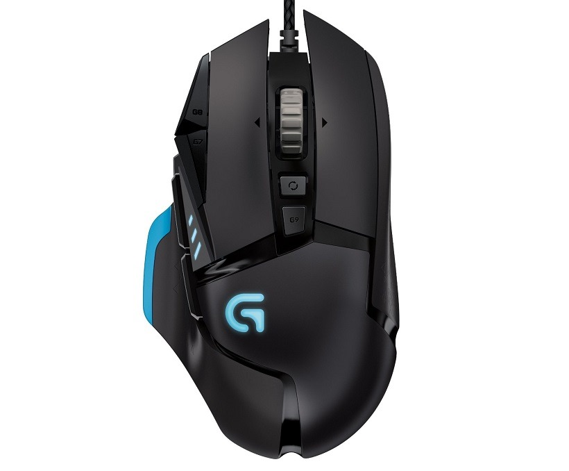Logitech G502 Proteus Spectrum Gaming Mouse 6