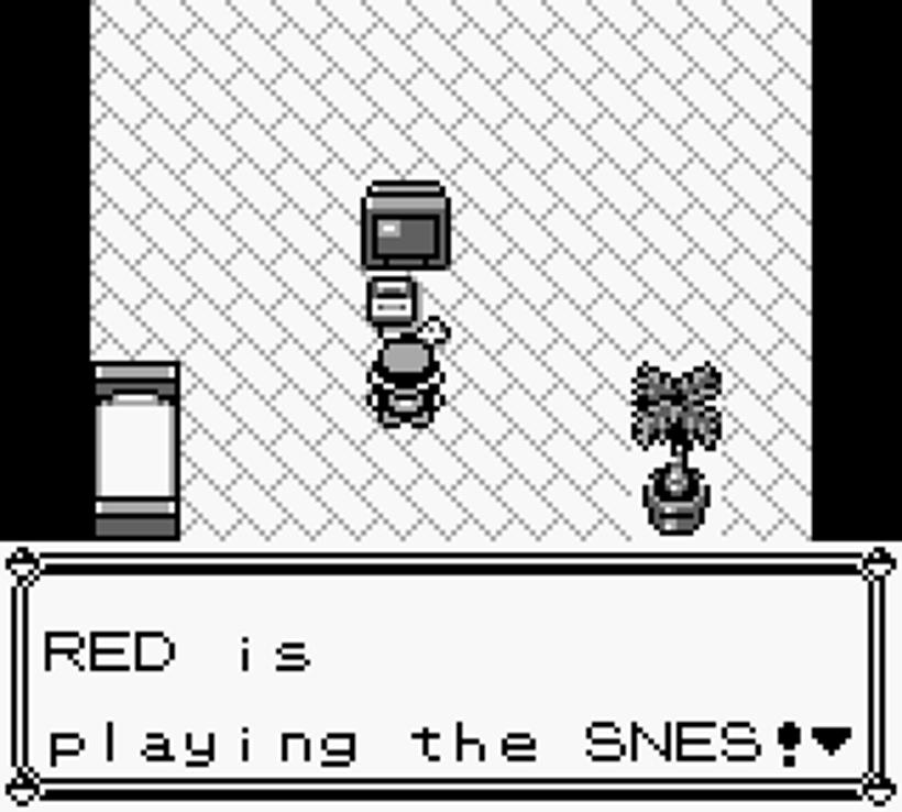 Pokemon Red (1)
