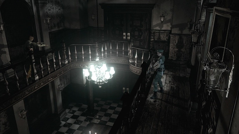 Resident Evil Origins Collection (7)