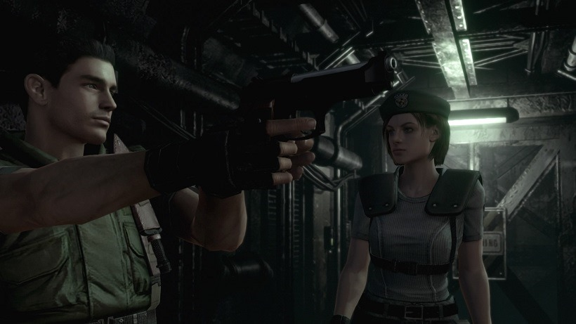 Resident Evil Origins Collection (9)