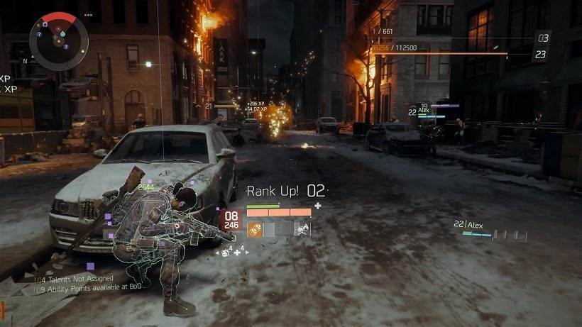 The Division hacked on PC