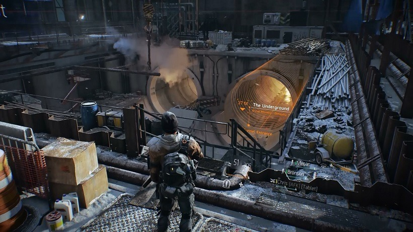 The Division looks great on PC