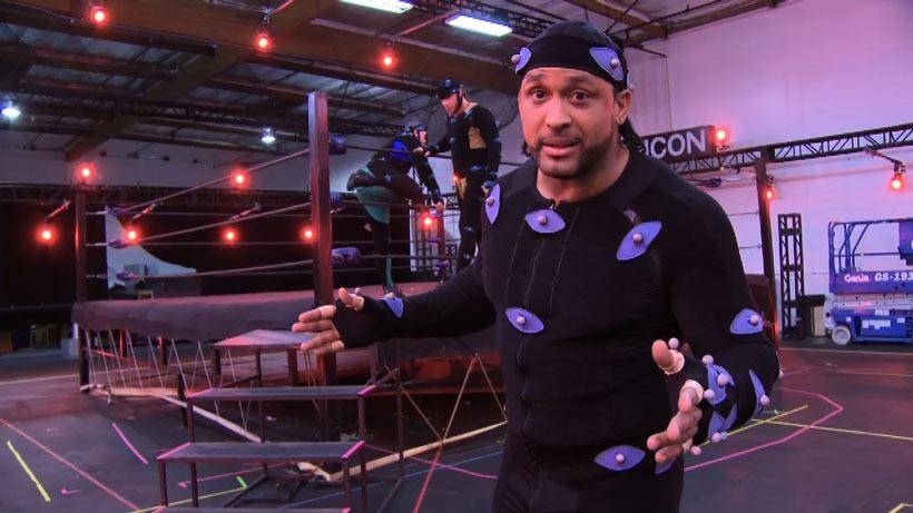 WWE-Mocap