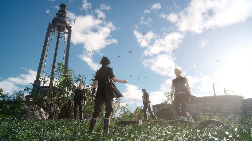Final Fantasy XV might come to PC one day