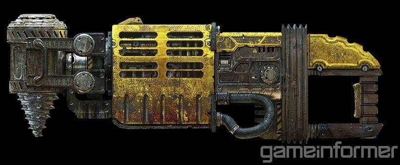 Gears of War 4 Dropshot