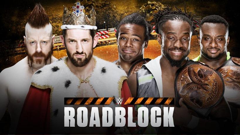 Roadblock (2)