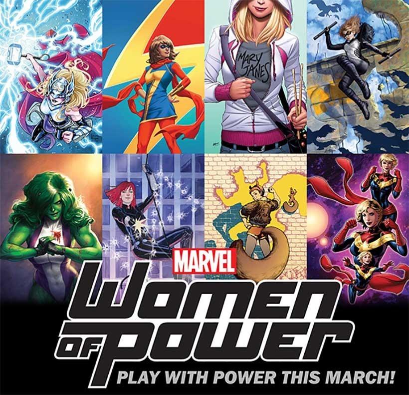 marvelwomen