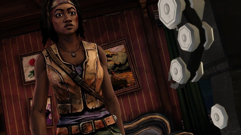 The Walking Dead Michonne Episode 2 Give No Shelter (121)