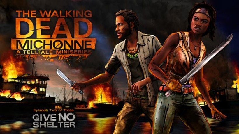 The Walking Dead Michonne Episode 2 Give No Shelter