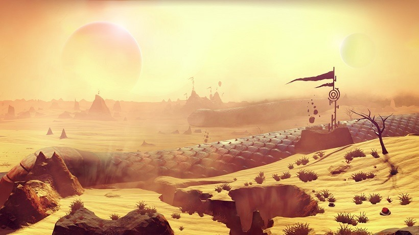Watchmen, Star Trek writers onboard to help with No Man's Sky lore (2)
