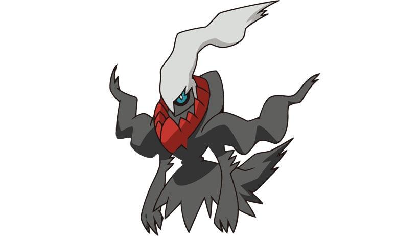 darkrai is your free legendary in pokémon this month