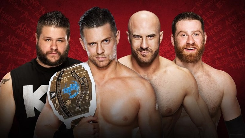 Extreme Rules (3)