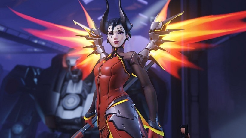 Overwatch microtransactions are pricey